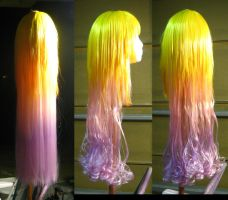 Wig - Gradient by heulangel