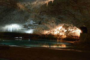 Coufin lake of Choranche caves 2 by A1Z2E3R