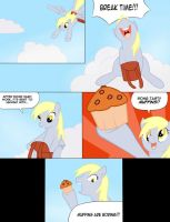 The Muffin Mare pg.1 by Flint2m90