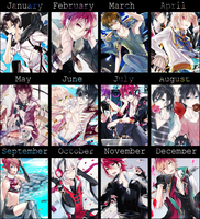 Summary of Art 2014 by Sukihi