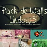Pack de Wallpapers lindos by AnelEditons