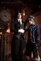 Ciel Phantomhive - Gentlemen by Laurentea