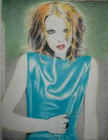 Shirley Manson by LostFragment