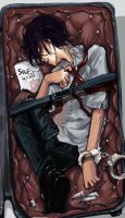 Self in a case by kiha-ki