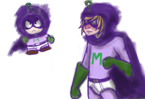 WHO IS MYSTERION? by mizumonet
