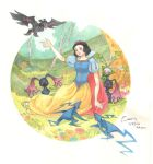 Snow White and the Unversed by Nick-Ian