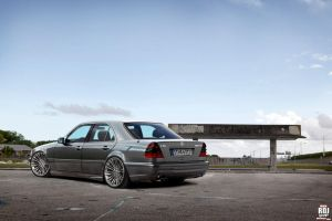 Mercedes C36 by RDJDesign