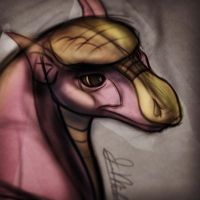 Dragon head by jerseycajun