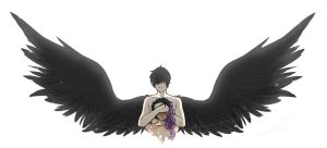 He's no angel. by smnius