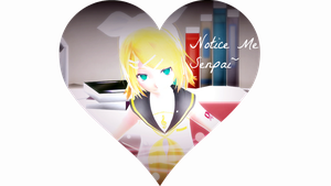 [MMD] You Are My Senpai + Motion DL by RandomAnimeArtist