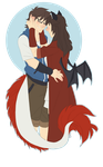 CM: Ismael and Sara by c-plaus