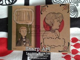 Notebooks! by SharpAce