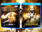 WWE Night Of Champions 2015 Blu-Ray-Cover by Momen-Aly