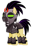 Crystal Empire Soldier by cheezedoodle96