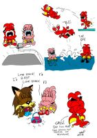 Little Jimmy And Pixie 29-6-13 by JimmyCartoonist