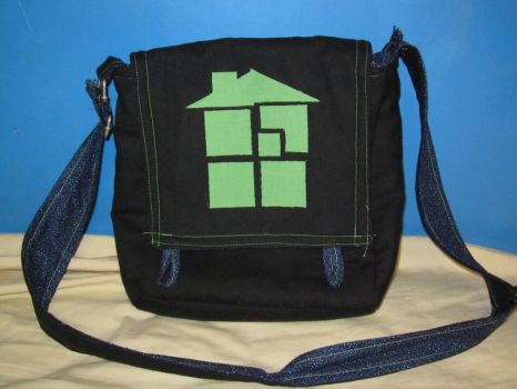 Homestuck-themed Bag by Sarochan