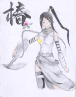 Tsubaki Soul Eater (Improved) by Arendar
