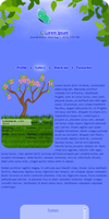 Free Journal Skin: Spring by RetSamys
