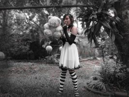 my costume full view by shien7aries
