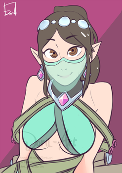 Ying by Jurill