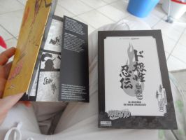 Jiraya Book - Without Cover by LugiasDark96