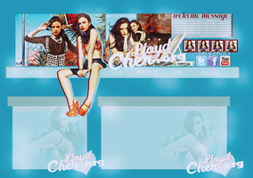 Cher Lloyd Design by 1redqueen