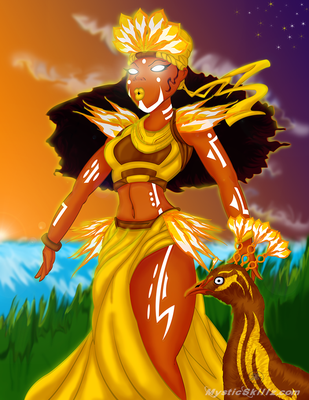 Oshun by mystic-skillz