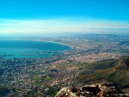 Cape Town, South Africa by Globe-Trotter