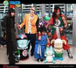 Dragonball cosplay by jeffbedash325