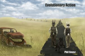 Evolutionary Action Cover by Idess