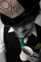 Mad Hatter by HypnoticPhotography