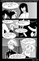 Keeper Chronicles- page 24 by CartoonFreakshow