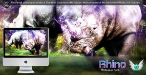 Rhino Wallpaper Pack by 878952