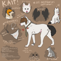 kait ref by pandapoots