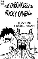 The Chronicles of Bucky O'neill Issue #4 by Dungeonhordes