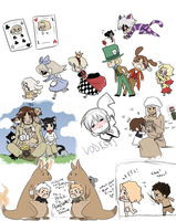 APH Belarus in Wonderland by Nire-chan