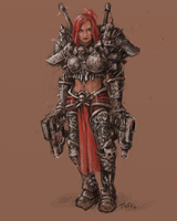 another warhammer by Tyffo