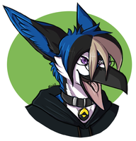 Entrix Headshot by FerianMoon
