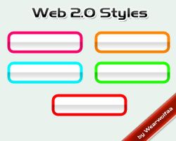 Web 2.0 Styles by Wearwolfaa