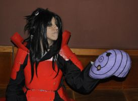 Cosplay Uchiha Madara 333 by NakagoinKuto