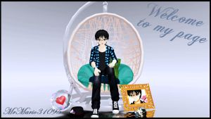 [MMD] New ID~ by MrMario31095
