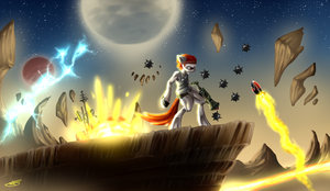 This is War by StorlazeArt