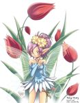 Collab : Tulip Fairy by Zue