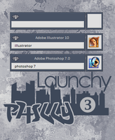 Philly 3 - Launchy Theme by maxvision