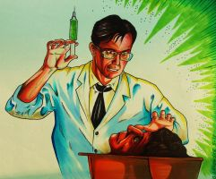 RE-ANIMATOR by GregLakowske