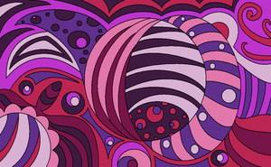 Abstract Lineart 11 Color by drachenlilly
