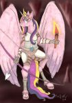 Cadence in armor by FoxOFWar