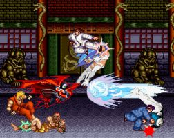 VGChars Big Fight 2 by Gery850