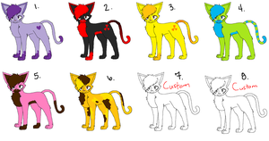 Free Adopts! CLOSED by HGames6