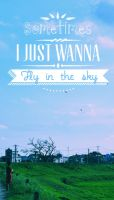 121214 fly in the sky by lapep999